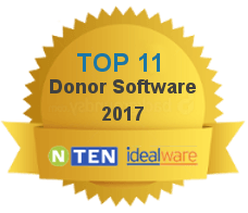 Top 11 Donor Software