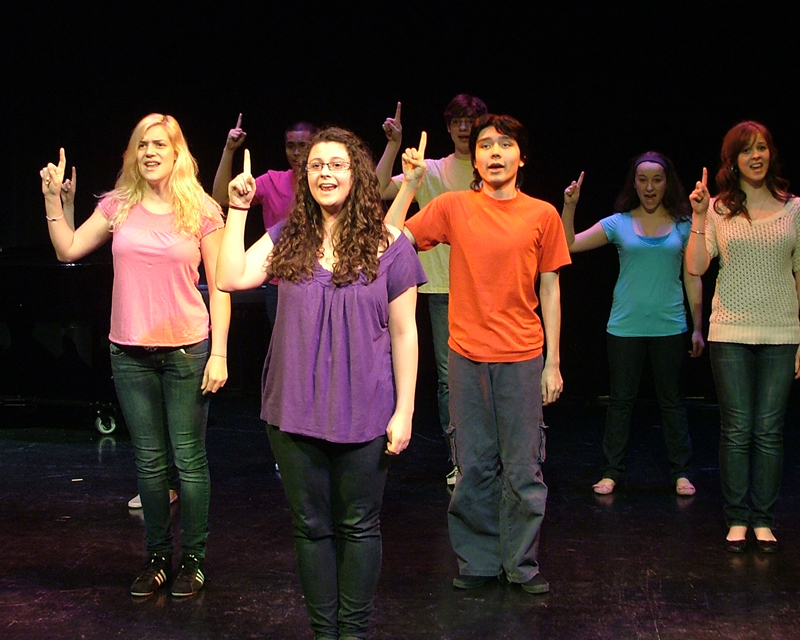 Acting Up Stage Company uses Sumac Donor Software