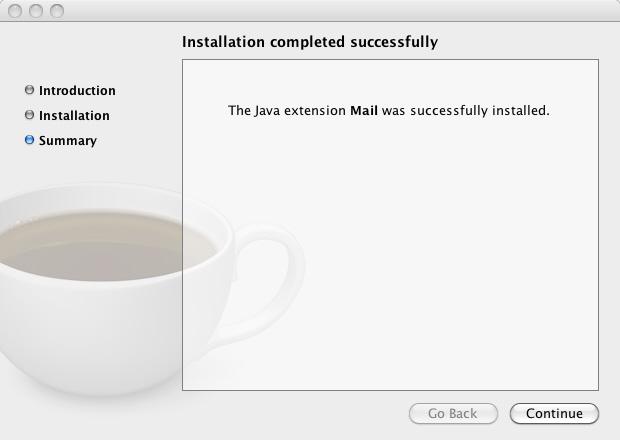 Install Java 3 Install Sumac