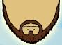 Has a beard criterion