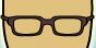 Has glasses criterion