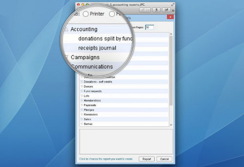 Sumac Accounting Software